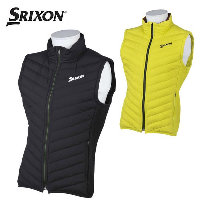スリクソン SRIXON ゴルフウェア ベスト メンズ ダウンベスト RGMMJK51