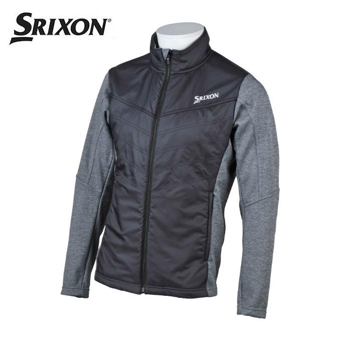 スリクソン SRIXON ゴルフウェア ブルゾン メンズ フリースジャケット RGMMJL52