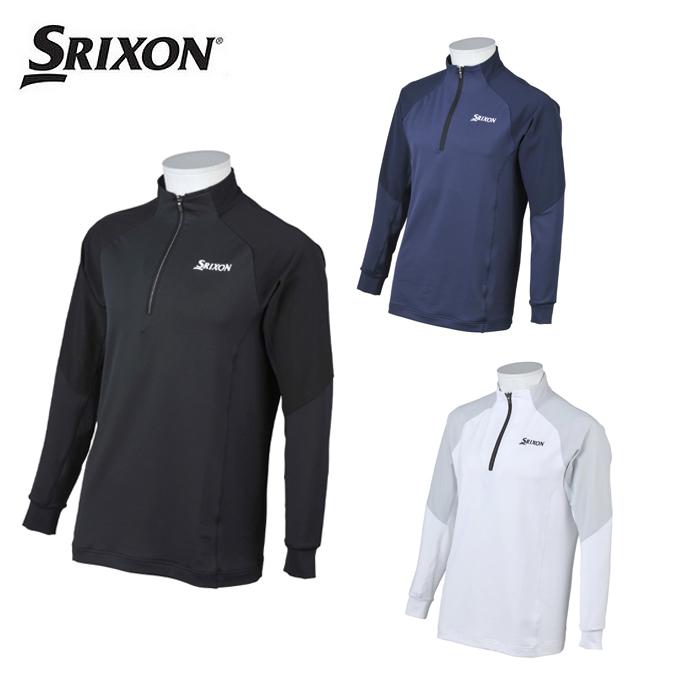 スリクソン SRIXON ゴルフウェア ポロシャツ 長袖 メンズ 長袖シャツ RGMMJB11