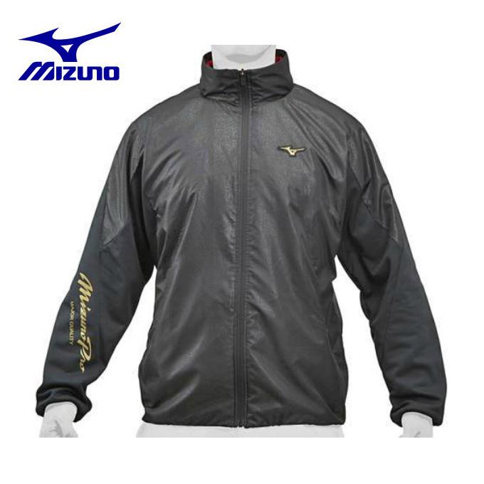 ミズノ 野球 ウインドブレーカージャケット メンズ レディース ブレスサーモウインドブレーカーシャツ 12JE8W8109 MIZUNO