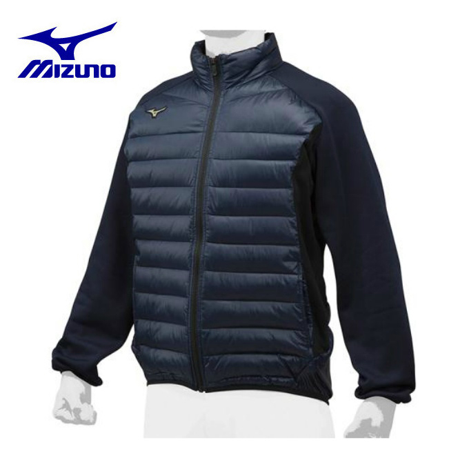 ミズノ 野球 ジャケット メンズ レディース グローバルエリート テックフィルジャケット 12JE8G8214 MIZUNO