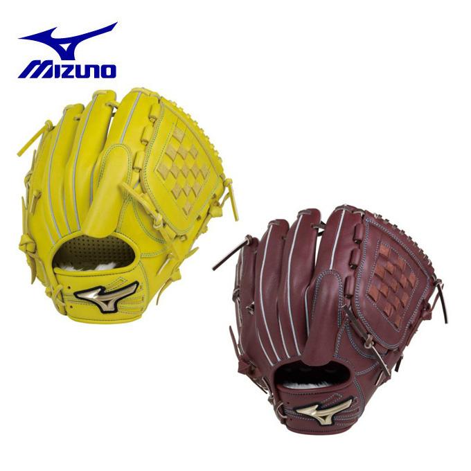 ミズノ 野球 一般軟式グラブ 投手用 メンズ レディース グローバルエリート Hセレクション02 投手用 1AJGR19301 MIZUNO