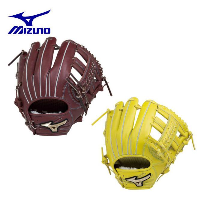 ミズノ 野球 一般軟式グラブ 内野手用 メンズ レディース グローバルエリート Hセレクション02 内野手用 1AJGR19303 MIZUNO