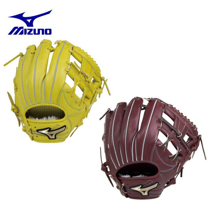 ミズノ 野球 一般軟式グラブ 内野手用 メンズ レディース グローバルエリート Hセレクション02 内野手用 1AJGR19313 MIZUNO
