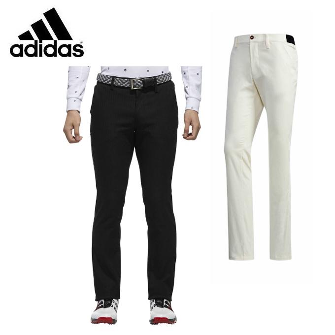 アディダス ゴルフウェア ロングパンツ メンズ JP CP ヘリンボーン EX ストレッチパンツ CCS54 adidas