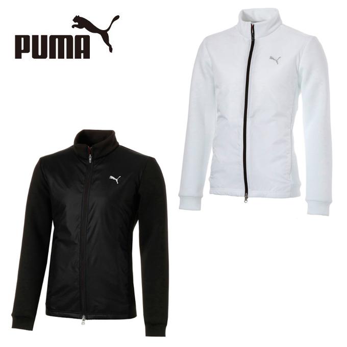 プーマ ゴルフウェア ブルゾン メンズ ゴルフ PUMAロゴ ウィンドブロック ジャケット 923751 PUMA