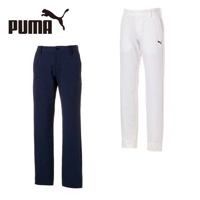 プーマ ゴルフウェア ロングパンツ メンズ ゴルフ ジェネラル テーパードパンツ 923775 PUMA
