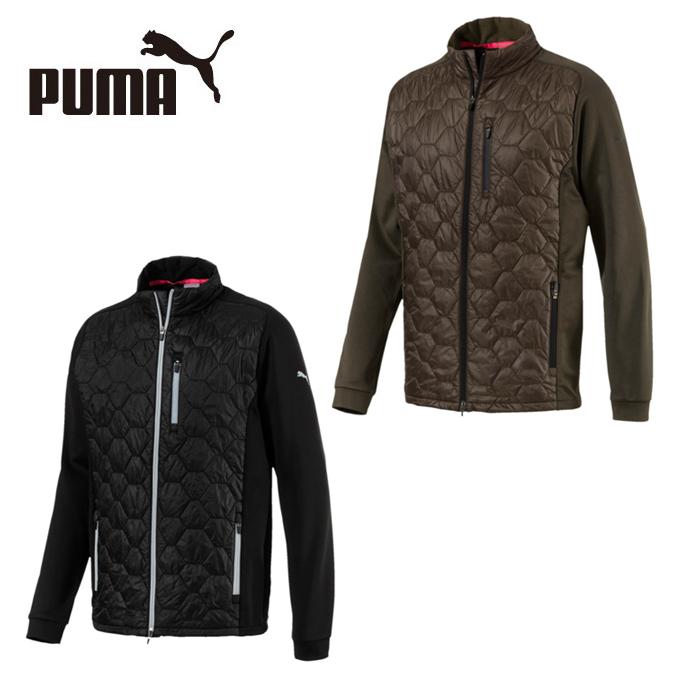 プーマ ゴルフウェア ブルゾン メンズ ゴルフ ダスラー ジャケット 577719 PUMA