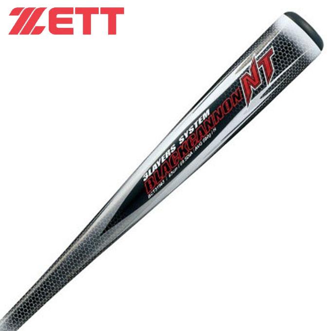 【5/5はクーポンで1000円引&エントリーかつカード利用で5倍】 ゼット ZETT 野球 少年軟式バット ジュニア ブラックキャノン NT BCT71978
