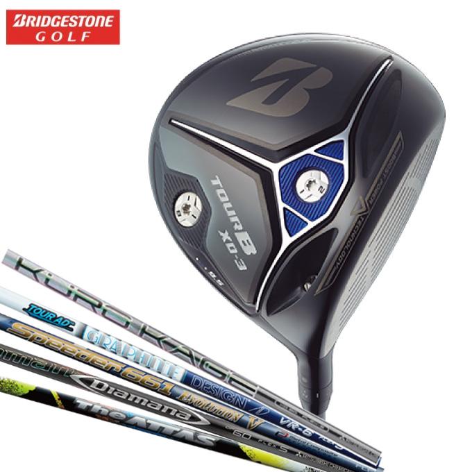 ブリヂストンゴルフ BRIDGESTONE GOLF ゴルフクラブ ドライバー カスタム メンズ TOUR B XD-3
