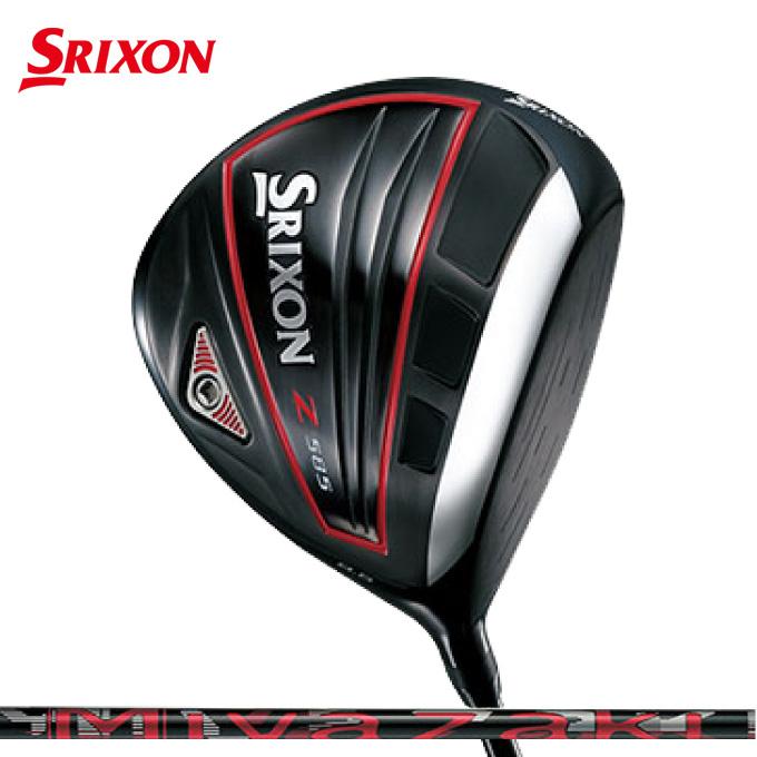 スリクソン SRIXON ゴルフクラブ ドライバー メンズ Z585 シャフト Miyazaki Mahana カーボン