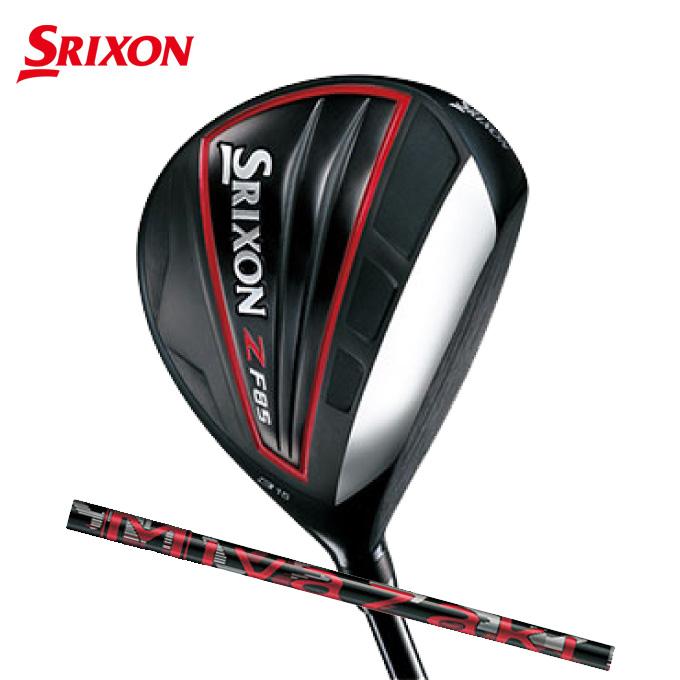 スリクソン SRIXON ゴルフクラブ フェアウェイウッド メンズ Z F85 シャフト Miyazaki Mahana カーボン