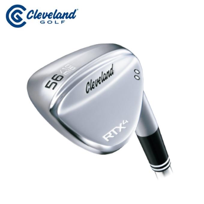 クリーブランド Cleveland ゴルフクラブ ウェッジ メンズ RTX4 ツアーサテン ウエッジ シャフト N.S.PRO 950GH スチール