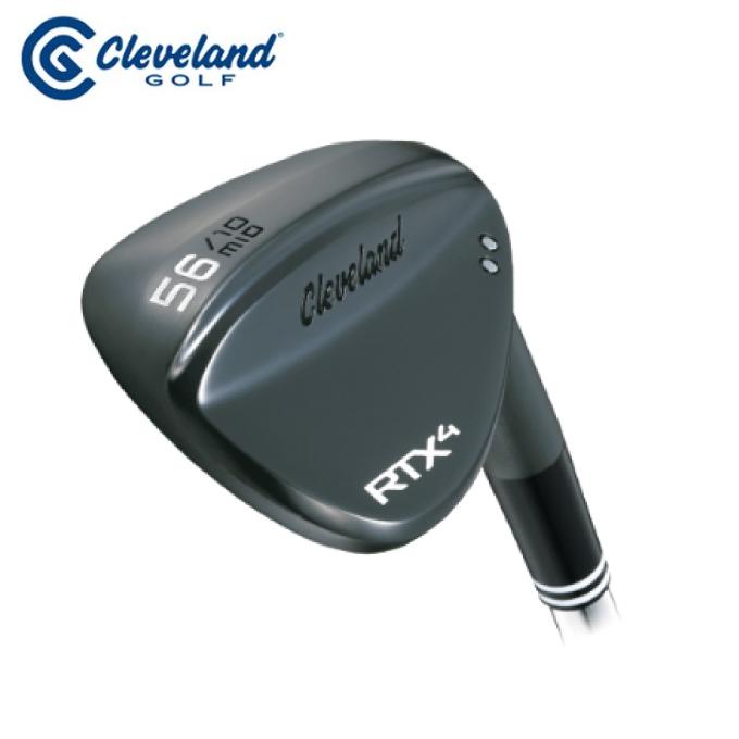 クリーブランド Cleveland ゴルフクラブ ウェッジ メンズ RTX4 ブラックサテン ウエッジ シャフト N.S.PRO 950GH スチール