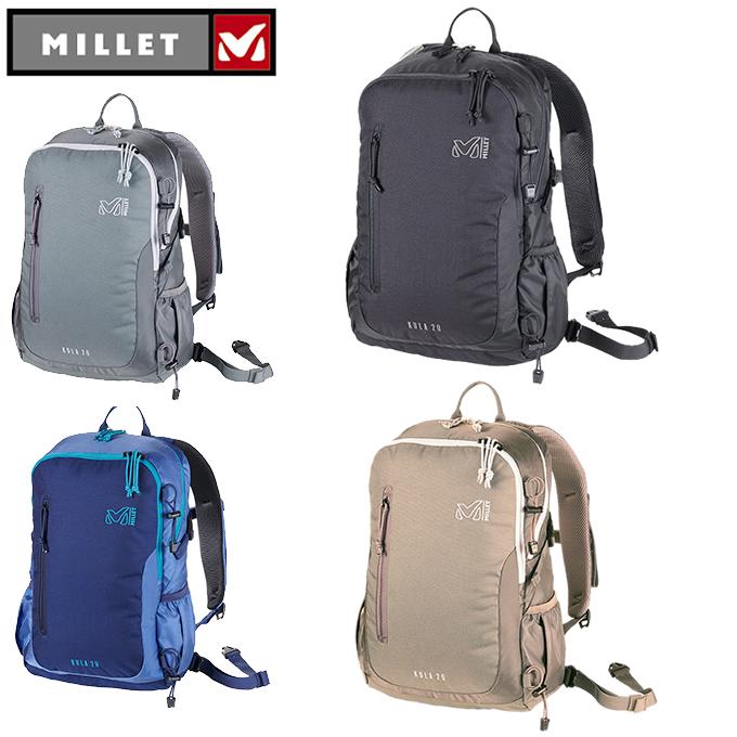 ミレー MILLET バックパック メンズ レディース クーラ 20 MIS0623