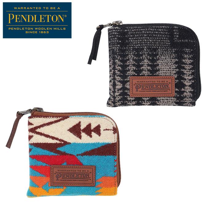 ペンドルトン PENDLETON 財布 メンズ レディース ハーフウォレット PDT-000-183009