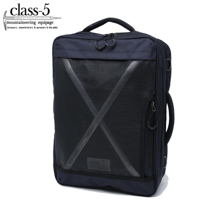 ★決算特価商品★ クラスファイブ Class-5 バックパック メンズ レディース Class-5 X-F X-F 3ウェイ C5-104 NV NV, ブランド買取販売 BRING:379da102 --- gipsari.com
