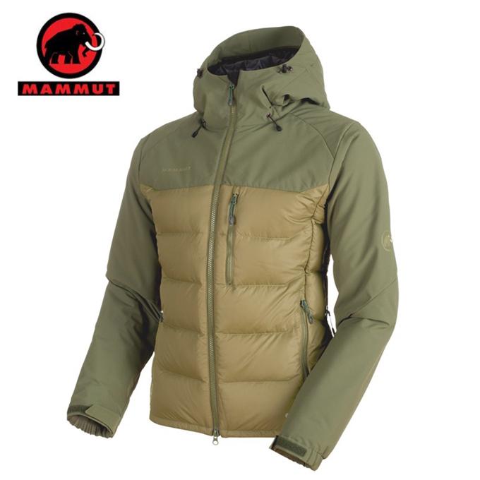 マムート MAMMUT アウトドア ジャケット メンズ Rime Pro IN Hybrid Hooded Jacket Men 1013-00640 40064