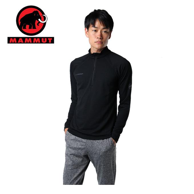 マムート MAMMUT アウトドア ジャケット メンズ PERFORMANCE Thermal Zip long Sleeve Men パフォーマンス サーマル 1016-00090 00150
