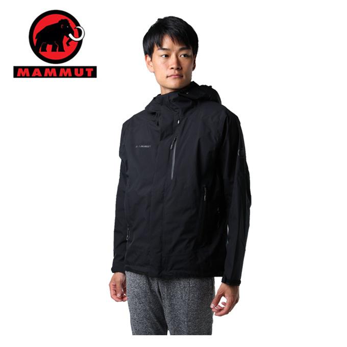 マムート MAMMUT アウトドア ジャケット メンズ Ayako Pro HS Hooded Jacket Men アヤコプロ 1010-26740 0001
