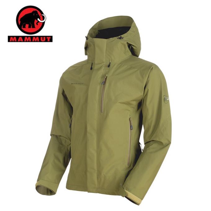 マムート MAMMUT アウトドア ジャケット メンズ Ayako Pro HS Hooded Jacket Men 1010-26740 4998