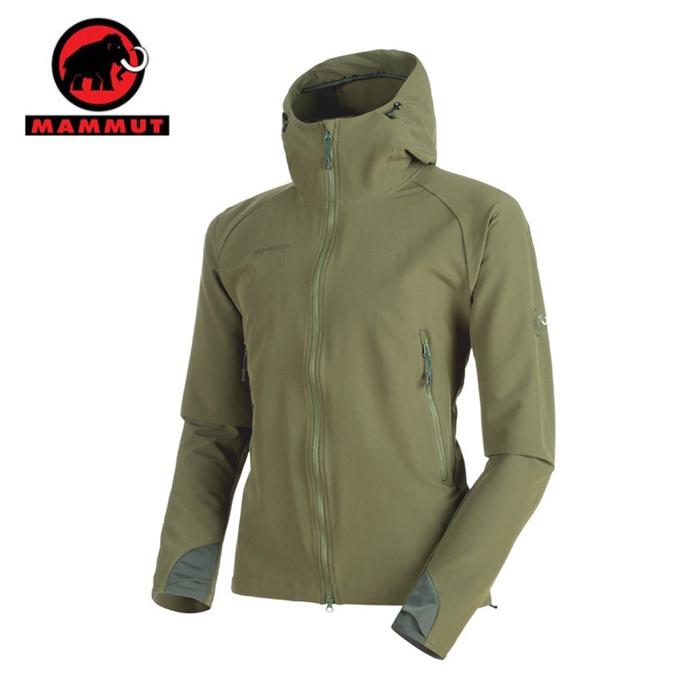 マムート MAMMUT アウトドア ジャケット メンズ Runbold Trail SO Hooded Jacket AF Men 1011-23001 4998