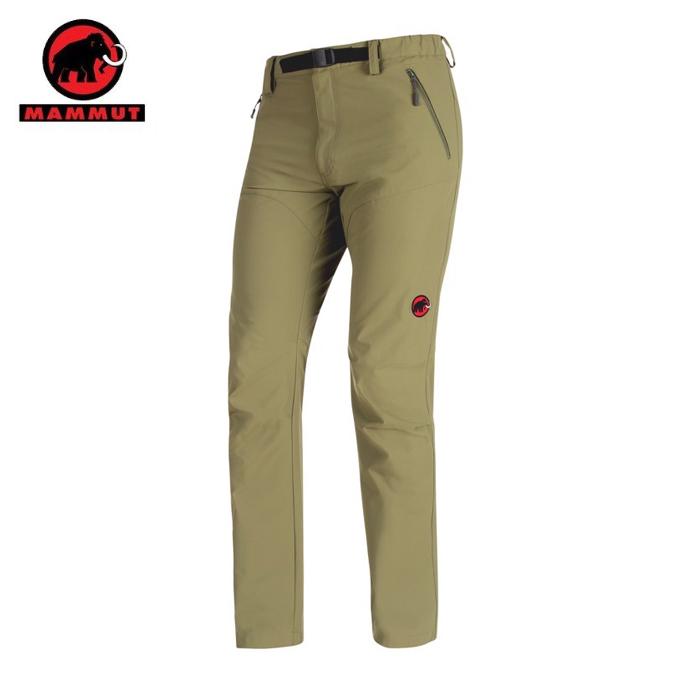 マムート MAMMUT ロングパンツ メンズ SOFtech SOFtech TREKKERS Pants Men ソフテック トレッカーズ パンツ 1020-09760 4998