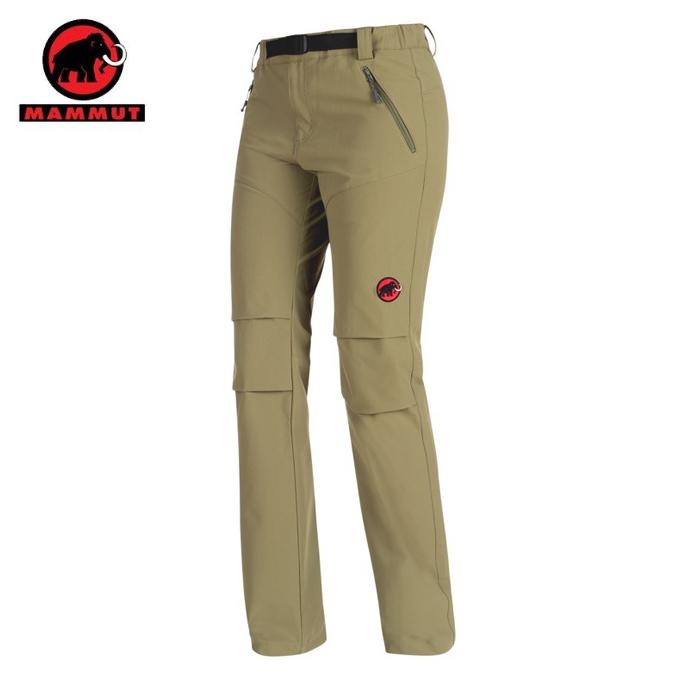 マムート MAMMUT ロングパンツ レディース SOFtech TREKKERS Pants Women ソフテック トレッカーズ パンツ 1020-09770 4998