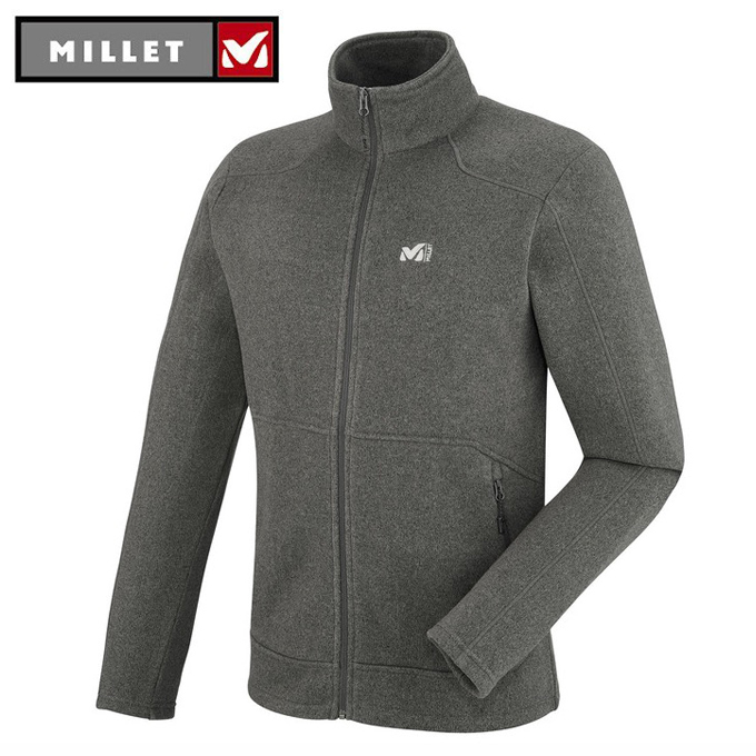ミレー MILLET フリース メンズ ヒッコリー フリース ジャケット MIV8047 4003