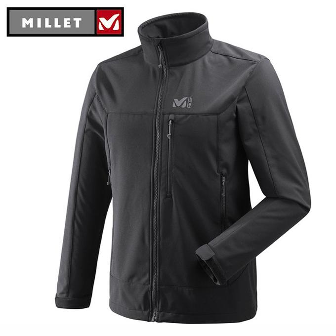 ミレー MILLET アウトドア ジャケット メンズ トラック ジャケット MIV7979 0247