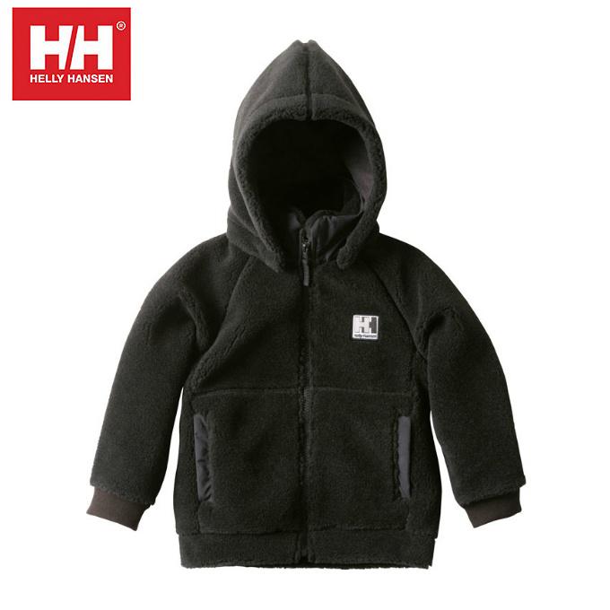 ヘリーハンセン HELLY HANSEN アウトドア ジャケット ジュニア ファイバーパイルジャケット HJ51862 K