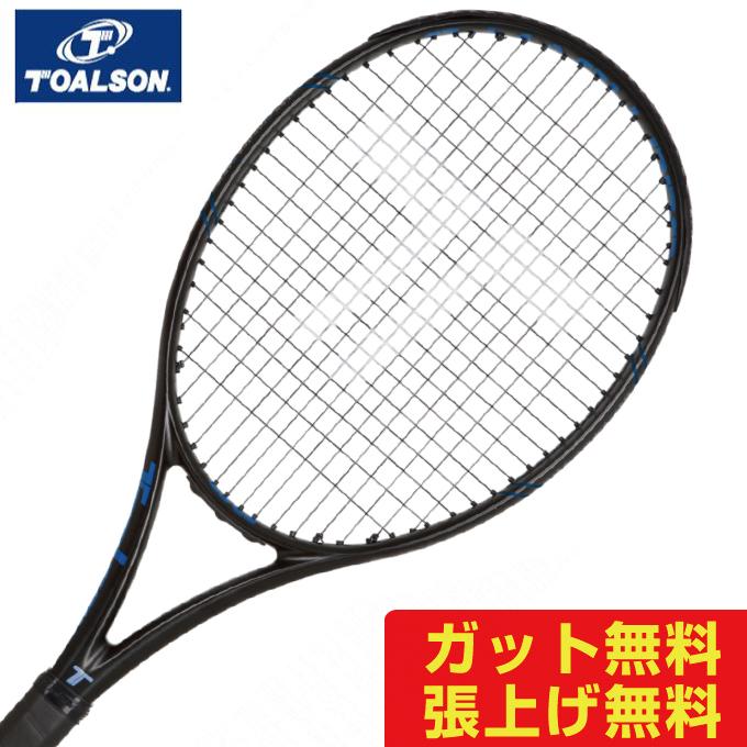 【5/5はクーポンで1000円引&エントリーかつカード利用で5倍】 トアルソン 硬式テニスラケット エスマッハプロ97 S-MACH PRO 97 1DR815 TOALSON メンズ レディース