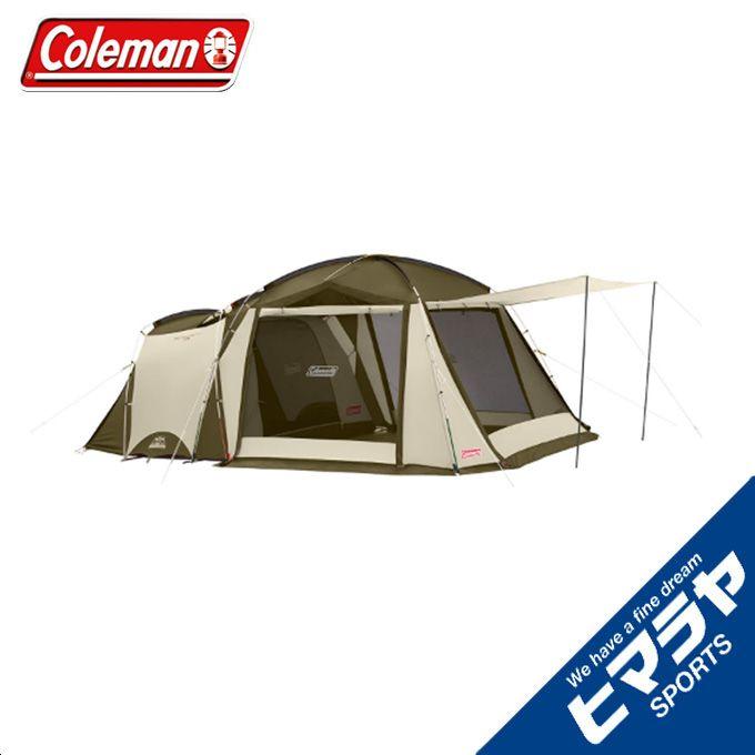 コールマン テント 大型テント タフスクリーン2ルームハウス オリーブ/サンド 2000033800 Coleman