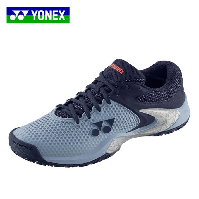 ヨネックス テニスシューズ オールコート レディース パワークッションエクリプション2 ウィメン AC SHTE2LAC-033 YONEX ライトブルー
