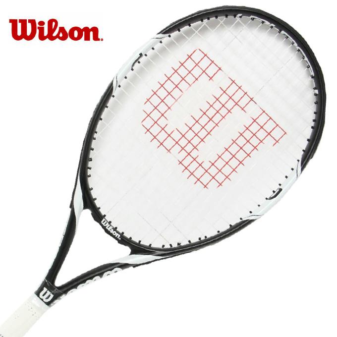 ウイルソン 硬式テニスラケット 初心者 張り上げ済み FEDERER TEAM フェデラー チーム WRT307300 Wilson メンズ レディース