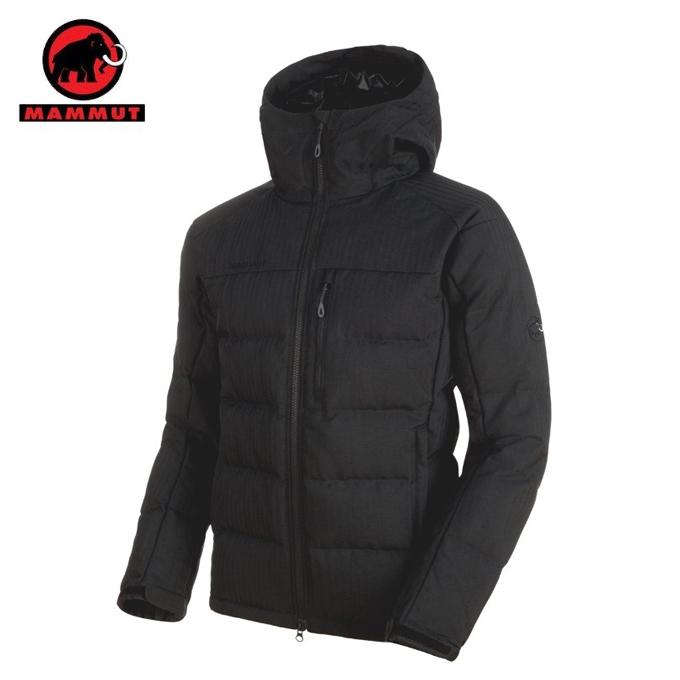 マムート MAMMUT アウトドア ジャケット メンズ SERAC IN Hooded Jacket Men セラック フーデッド ジャケット 1013-00680 0001
