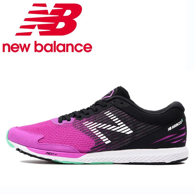 ニューバランス ランニングシューズ レディース NB HANZO S W V2 WHANZSV2 B new balance