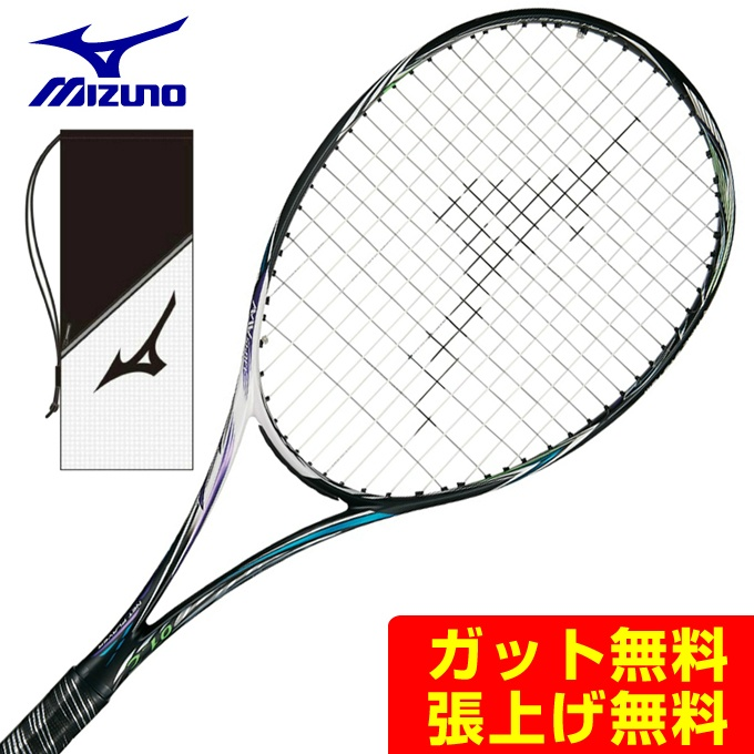 【予約】【11月上旬発売予定】ミズノ ソフトテニスラケット 前衛 メンズ レディース SCUD 01-C 63JTN85467 MIZUNO