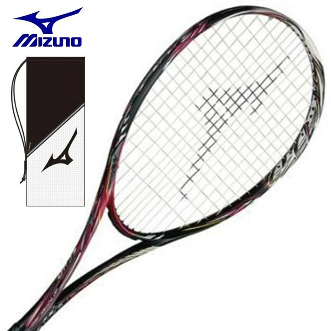 ミズノ ソフトテニスラケット 前衛向け SCUD 05-R スカッド 63JTN95564 MIZUNO メンズ レディース