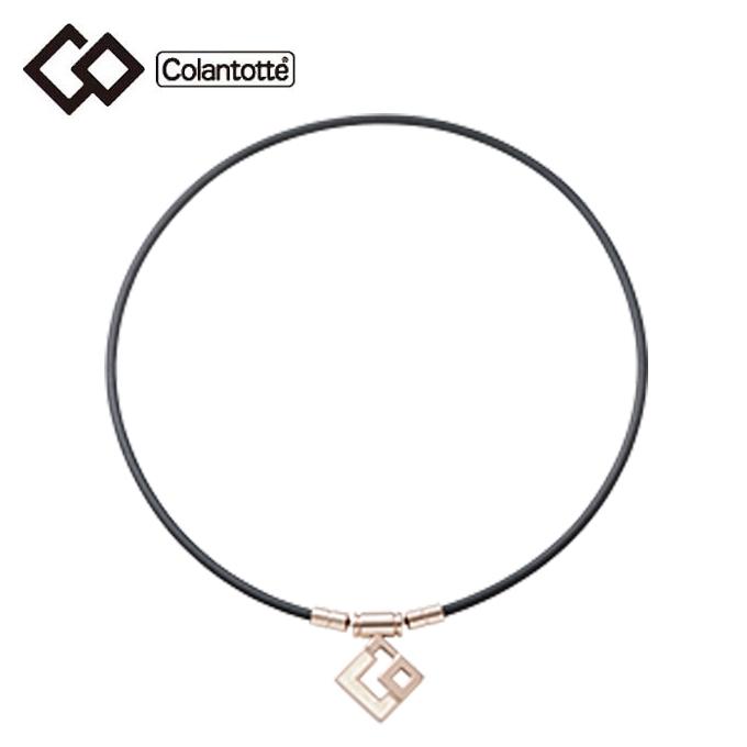 コラントッテ 磁気ネックレス メンズ レディース TAOネックレス スリム AURA mini ABAPR62 Colantotte