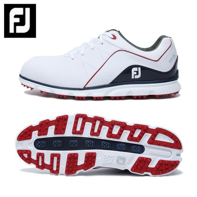 フットジョイ FootJoy ゴルフシューズ スパイクレス メンズ NEW ProSL Lace 53285 W