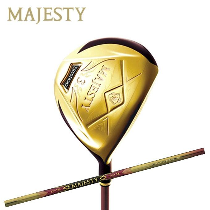 マジェスティ MAJESTY ゴルフクラブ フェアウェイウッド メンズ Fairwaywood マジェスティ プレステジオ テン MAJETSTY PRESTIGIO ?