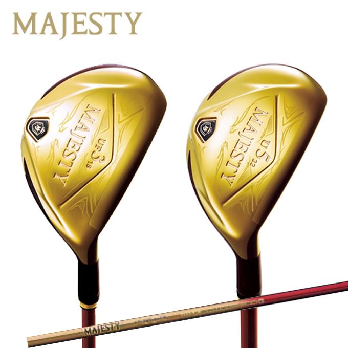 マジェスティ MAJESTY ゴルフクラブ メンズ MAJETSTY PRESTIGIO ? Utility Fairwaywood & Utility マジェスティ プレステジオ テン ユーティリティフェアウェイウッド&ユーティリティ