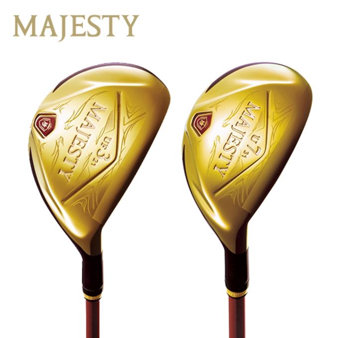 マジェスティ MAJESTY ゴルフクラブ レディース マジェスティ プレステジオ テン レディス ユーティリティフェアウェイウッド&ユーティリティ