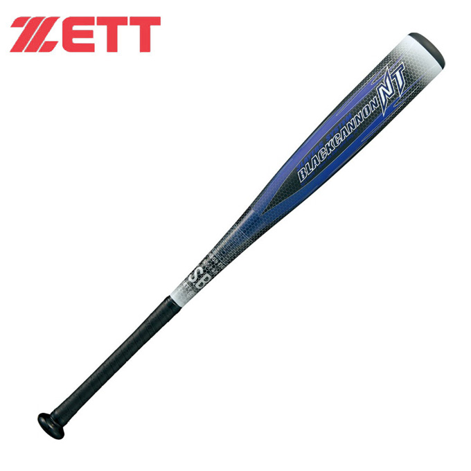 ゼット ZETT 野球 少年軟式バット ジュニア ブラックキャノンNT BCT71976