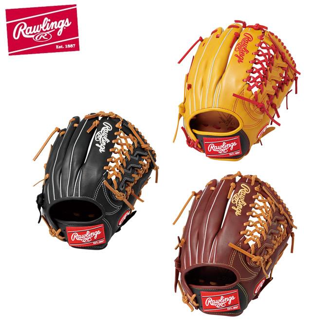 ローリングス Rawlings 野球 一般軟式グラブ オールラウンド用 メンズ レディース 軟式 オールフィルダー用 ハイパーテック カラーズ GR9HTCN65