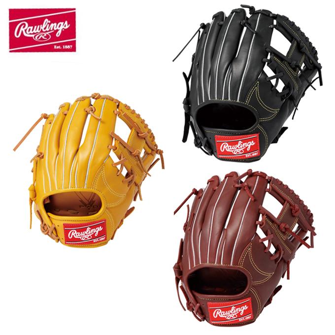 ローリングス 野球 一般軟式グラブ 内野手用 メンズ レディース HYPER TECH ハイパーテック GR9HTK41 Rawlings