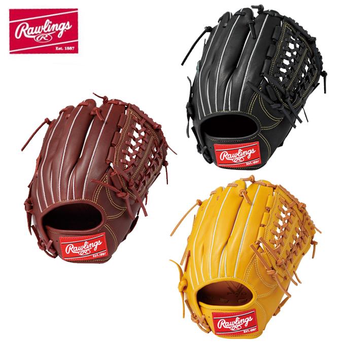 ローリングス Rawlings 野球 一般軟式グラブ オールラウンド用 メンズ レディース HYPER TECH ハイパーテック GR9HTN62