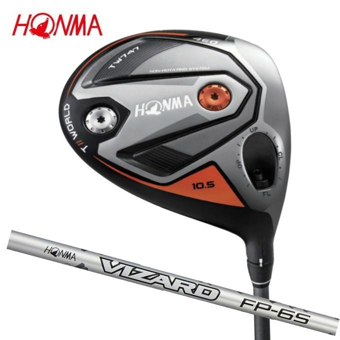 本間ゴルフ HONMA ゴルフクラブ ドライバー メンズ TW747-460 シャフト VIZARD FP6, ONE'S FORTE GP 80feef35