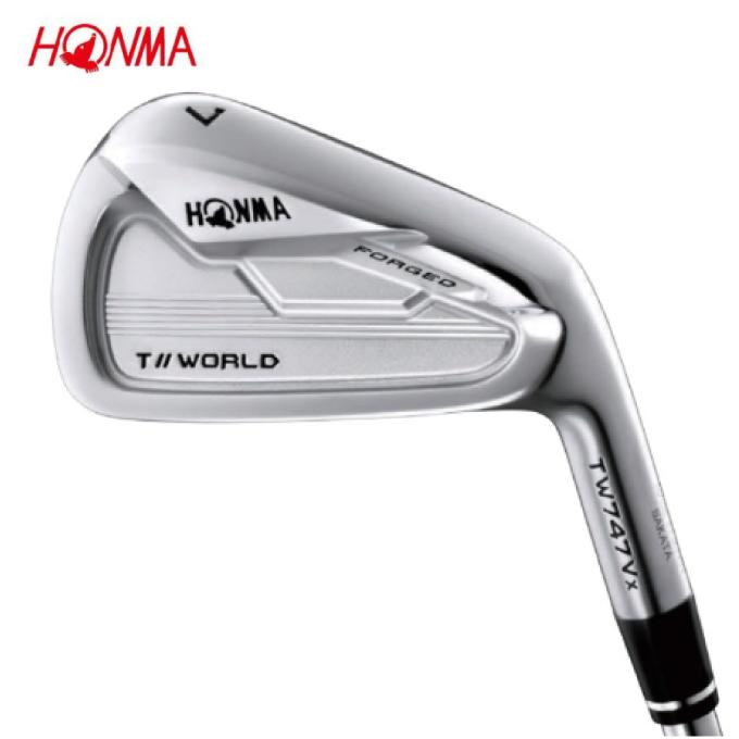 本間ゴルフ HONMA ゴルフクラブ アイアンセット 6本組 メンズ TW747-Vx シャフト N.S.PRO MODUS3 FOR T//WORLD